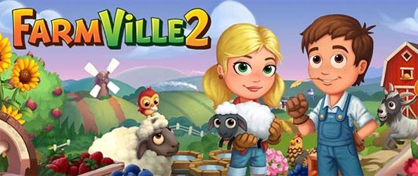 FarmVille 2 - Play this much loved game with new experiences and a fabulous look.