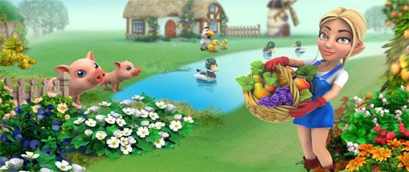 Farmandia - Own magical creatures in your impressive farm.