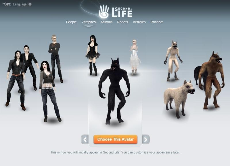 Avatar dating websites