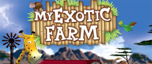 My Exotic Farm - Enjoy a farm full of wonderful exotic creatures.
