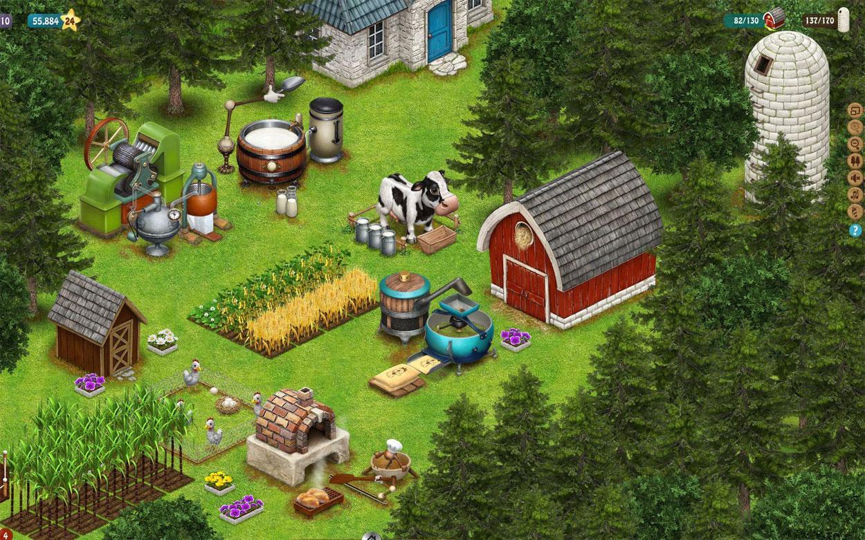 spiel farmer