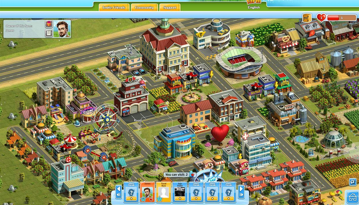 Eco Farm - Jeux de ferme Gratuits