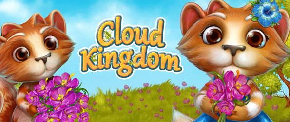 Cloud Kingdom - Help the Prince and Princess recover their kingdom from the evil wizard.