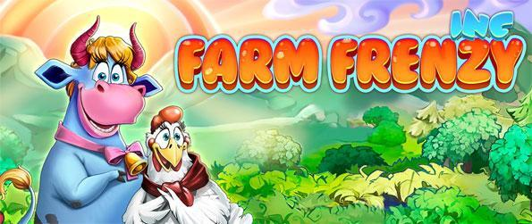 Farm Frenzy Inc - Manage your resources to complete levels with high scores in this addictive experience.