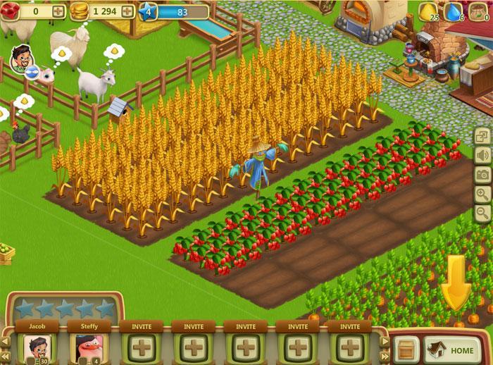 farmer spiele