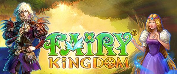 Fairy Kingdom - Help the fairies as they try to rebuild their kingdom from scratch after it was completely destroyed.