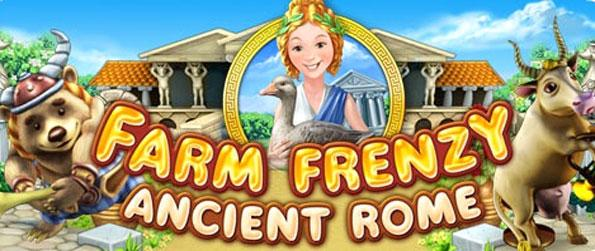 Farm Frenzy: Ancient Rome - Immerse yourself in this awesome farm based time management game that's sure to impress.