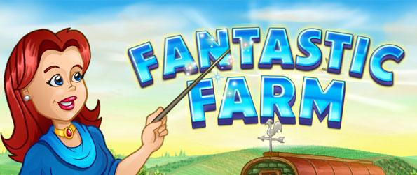 Fantastic Farm - Snatch great fun from a magical farm as you care for animals, grow plants, and make sorts of goods.