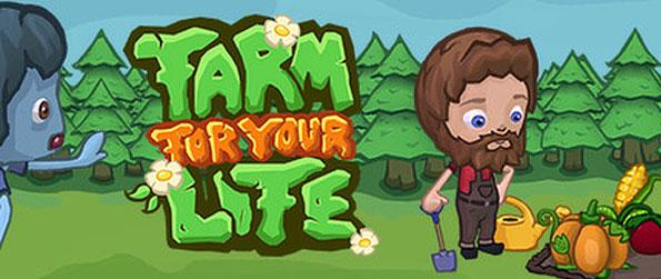 Farm for your Life - Help Cultivate your farm, trade resources and manage your very own restaurant - all while fending off zombies in this eccentric mix of farming, management, and tower defense game.