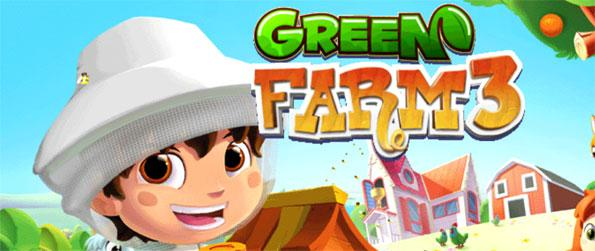Green Farm 3 - Play this exciting farm game that's sure to get players hooked from the very first minute.
