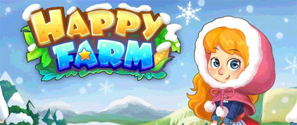 Happy Farm: Candy Day - Play this exciting farming game that'll get you absolutely hooked once you get into it.