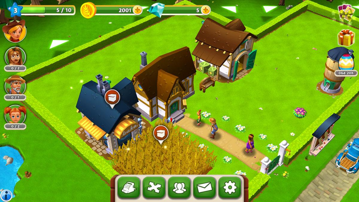 My Free Farm 2 Mobile