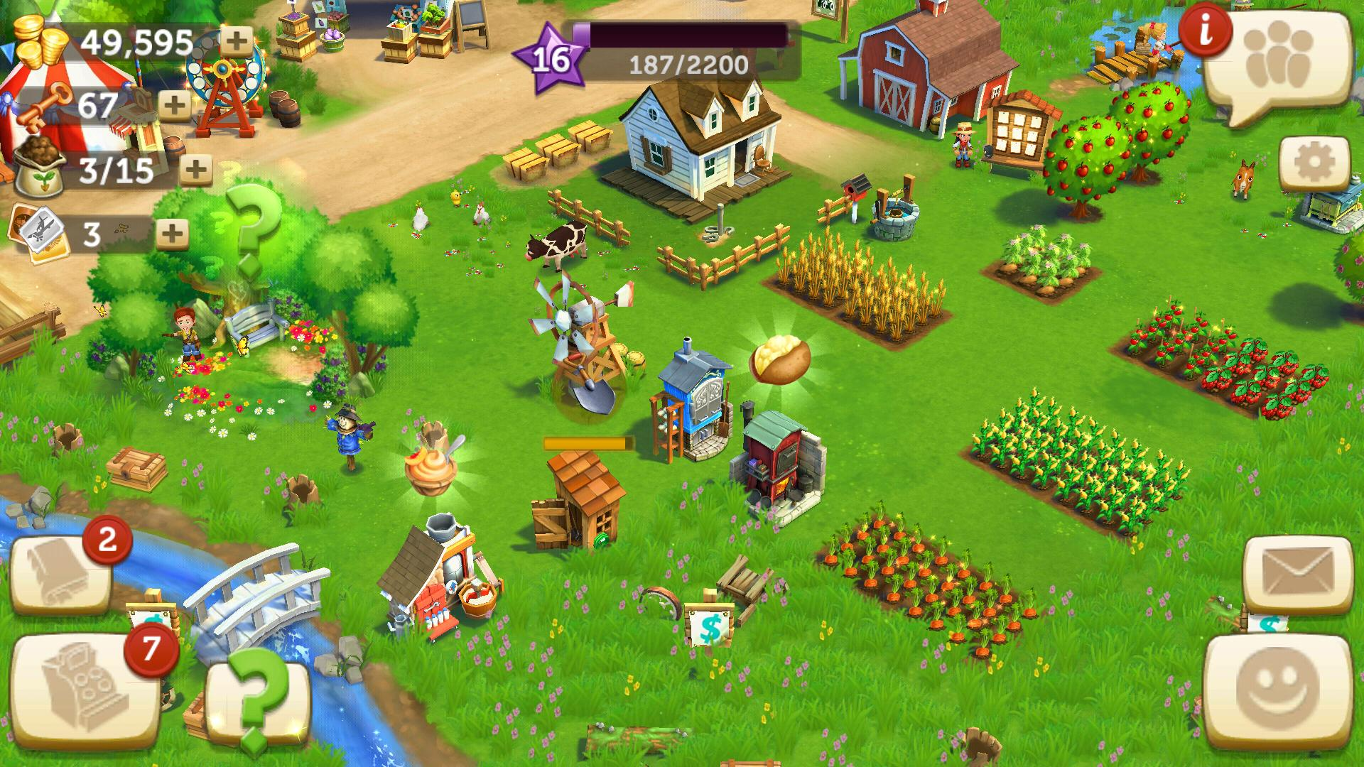 Telecharger farmville 2 country escape gratuit