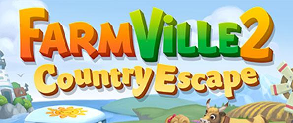 FarmVille 2: Country Escape  - Harvest a variety of crops and fruits and build your own farm to compete with your friends or help them grow crops in this fun filled farming game, FarmVille2!