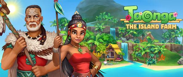 Taonga - Build your own farm in an abandoned island together with your helpers.