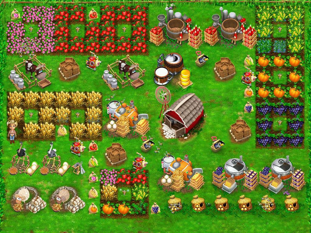 Бесплатные Игры Ферма Коров