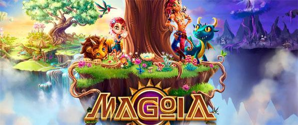 Magoia - Explore and learn more about the story of how the world survives the impending darkness.