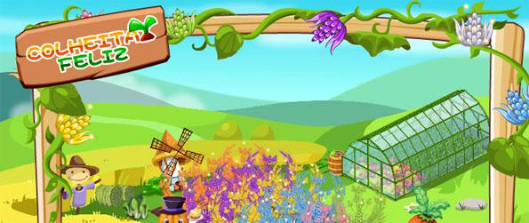 Happy Harvest - Take your time in this game – it's as close to life as you can imagine.