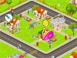Cartoon City: Farm to Village Town