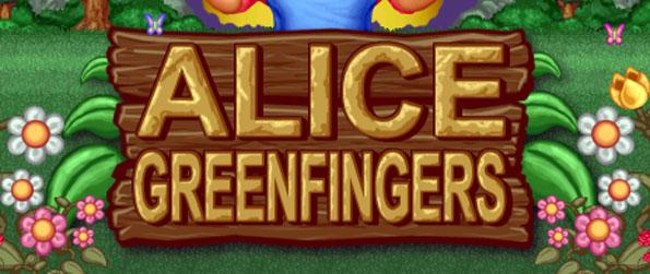 Alice Greenfingers - Plant your crops and wait for them to be ready for harvest.
