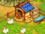 Farm Tribe 3: Floating Island Hen House