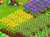 Star Farm 2: Crops ready to harvest