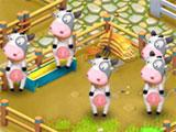 Raising cows in Star Farm 2