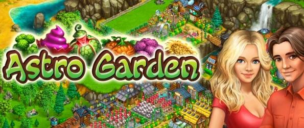 Astro Garden - Build Your Own Scientific Garden!