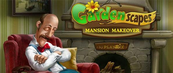 Gardenscapes: Mansion Makeover - Help renovate a mansion in this wonderful sequel of the Gardenscapes series.