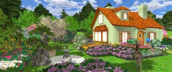 Garden Quest - Be captivated by the beautiful world plants and flowers in GardenQuest as it focuses on simulating horticulture (the art and science of cultivating plants) in your very own lawn and managing every aspect of it.