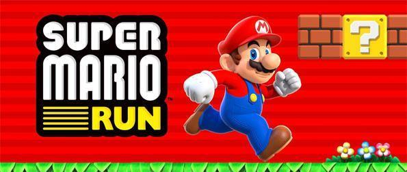 Super Mario Run - Enjoy this phenomenal Mario game that's certain to have its players hooked.