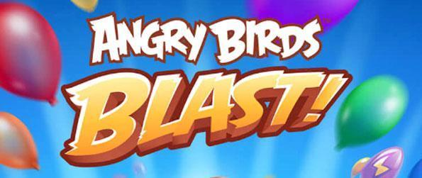 Angry Birds Blast - Red and the gang are at it again.