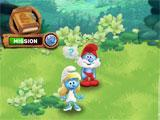 Smurfs Bubble Story gameplay