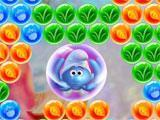 Smurfs Bubble Story rescuing smurfs