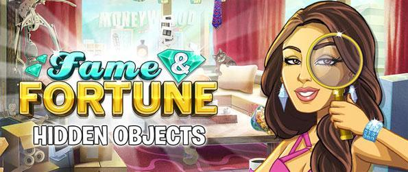 Hidden Object: Fame and Fortune - Give stardom a shot and attain the fame and fortune you've always wanted in Hidden Object: Fame and Fortune!
