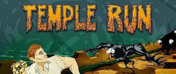Temple Run - Set forth a great escape, as you try to outrun temple guardians aiming for the artifact you stole in this frantic, endless runner game for the mobile platform.