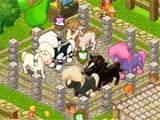 A variety of horses in Horse Park Tycoon