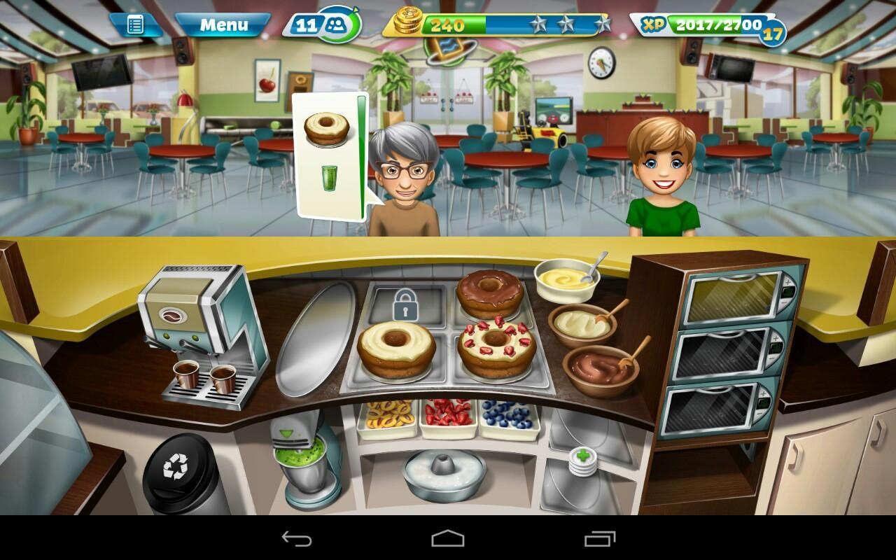 Play Cooking Fever Game Here - Free Online Games
