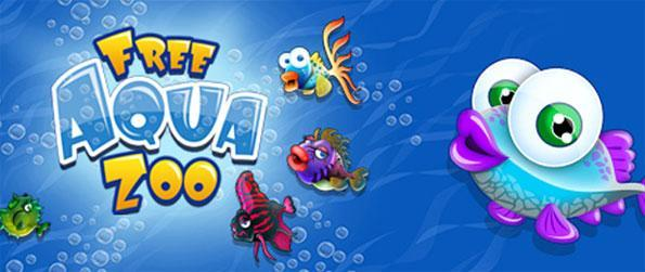 Free Aqua Zoo - Create and customize your own underwater paradise in Free Aqua Zoo!