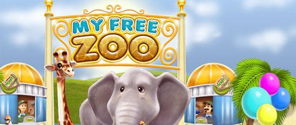 My Free Zoo - Construct and manage your own zoo in this addictive experience filled with great fun.