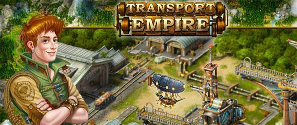 Transport Empire - Build your own gorgeous empire and take of the world in a brilliant virtual sim game.