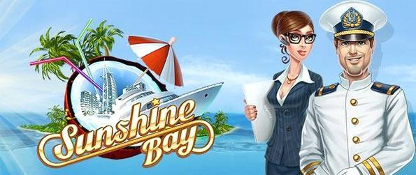 Sunshine Bay - Build the beach-side city of your dreams and watch it grow.