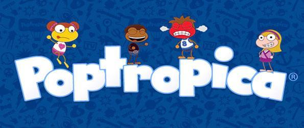 Poptropica - Play this fantastic and highly addictive virtual world game that's full of memorable moments.