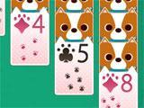 cute cats in Princess Solitaire