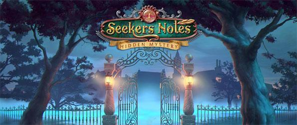 Seekers Notes: Hidden Mystery - Live up to your honored title of Seeker and solve the mystery of the curse that has gripped the city of Darkwood.