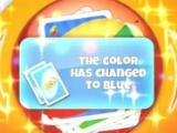 Color change in UNO & Friends