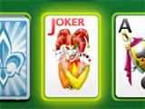 Joker card in Solitaire Perfect Match