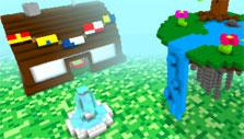 BlockStar Planet: Building your own world