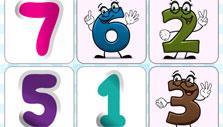 Numbers in Preschool Adventures