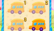 Counting buses in 123 Numbers